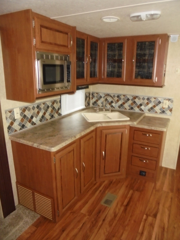 Pre Owned Travel Trailer near Ashe County, NC.