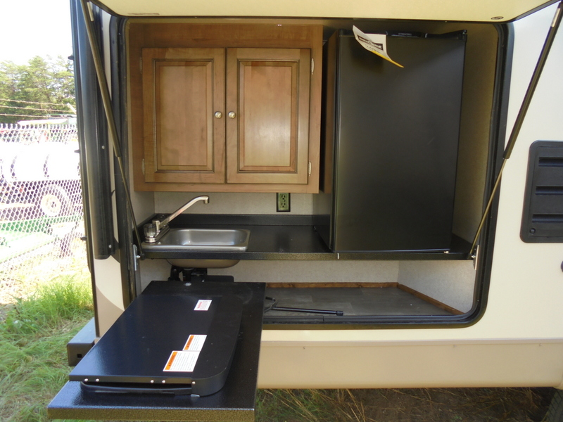 New Camping Trailers within driving distance of Sparta, NC.