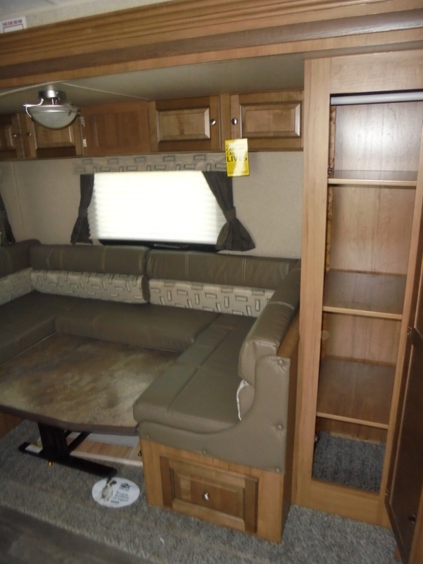 New Camping Trailers within driving distance of Appalachian State University.