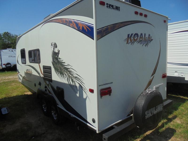 Camper Dealer of Travel Trailer near Sparta NC.