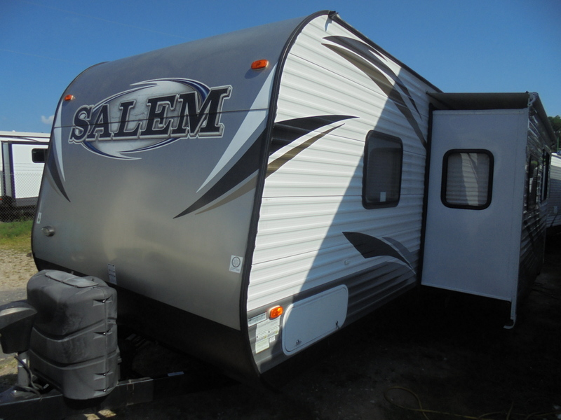 Pre Owned Camping Trailers within driving distance of Boone, NC.
