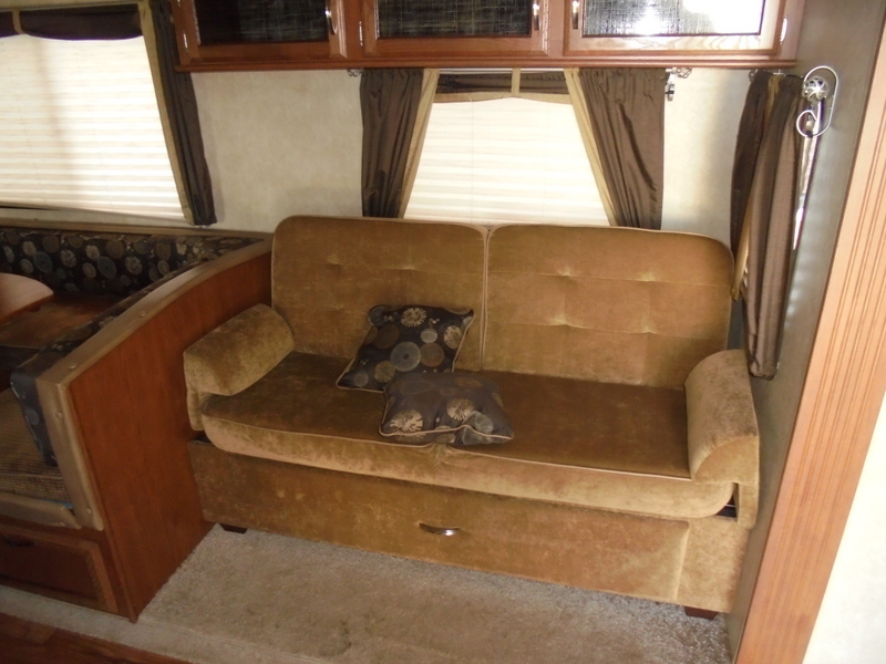 Pre Owned Travel Trailer within driving distance of Yadkinville, NC.