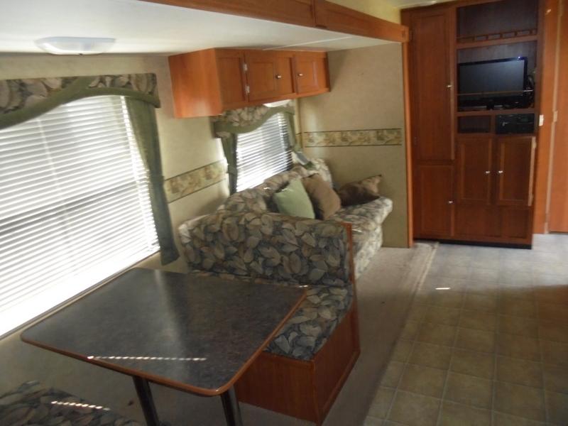 Camper Dealer of Travel Trailer in Western North Carolina.