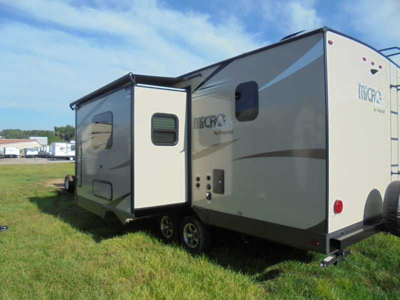 Camper Dealer of Travel Trailer within driving distance of Winston-Salem, NC.