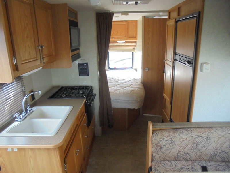 Camper Dealer of RVs within driving distance of Durham, NC.