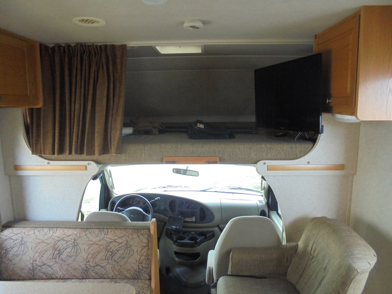 Camper Dealer of RVs within driving distance of Appalachian State University.