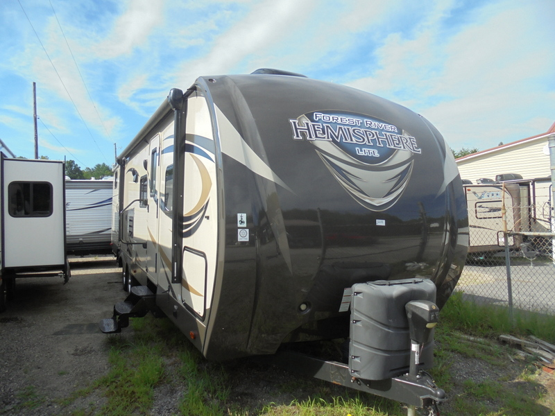 Pre Owned Travel Trailer near Sparta NC.