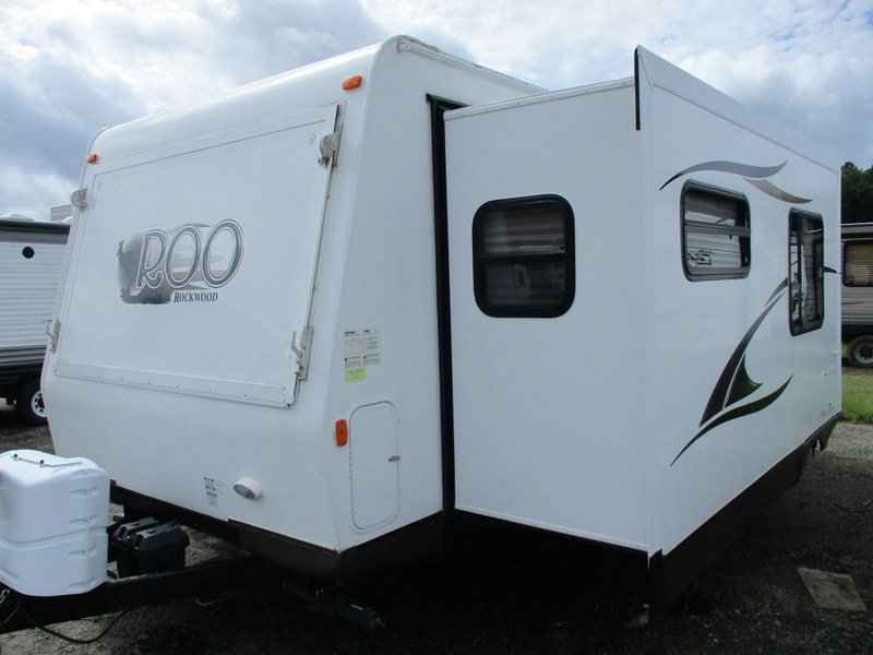 Pre Owned RV within driving distance of Hickory, NC.