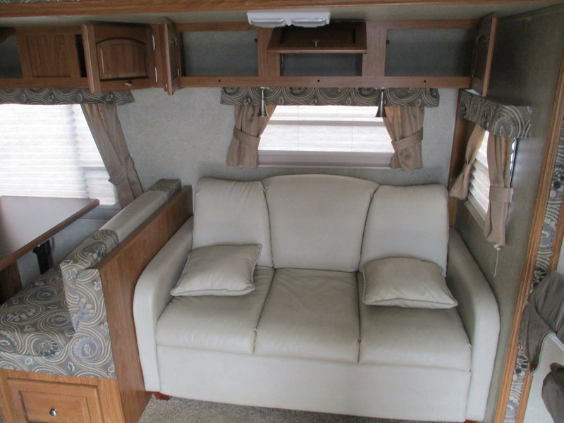 Pre Owned RV within driving distance of Taylorsville, NC.