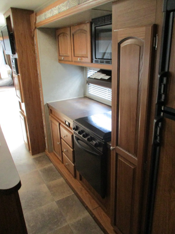 Pre Owned RVs within driving distance of the Blue Ridge Parkway.