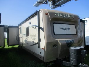 Pre Owned Travel Trailer within driving distance of ASU.