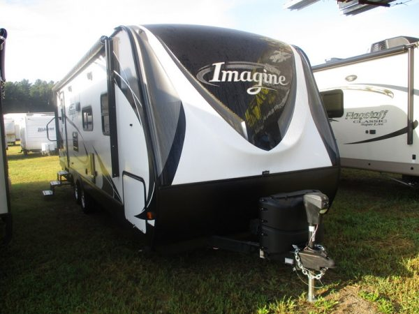 Pre Owned Travel Trailer in North Carolina.