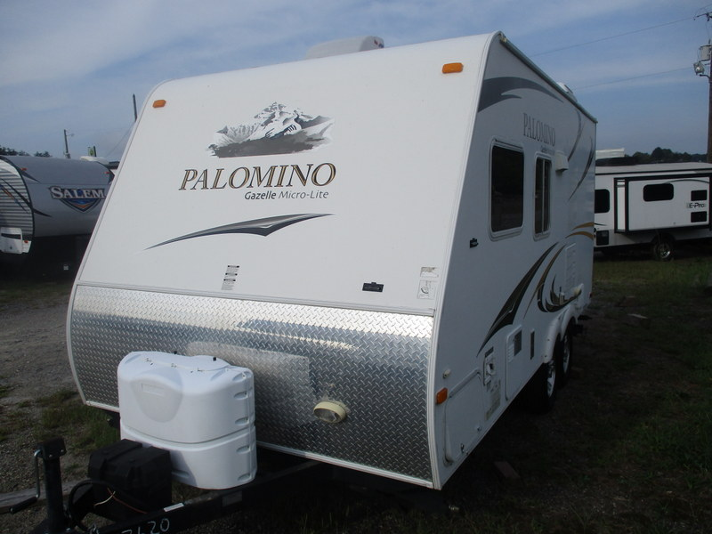 Pre Owned Camping Trailers near Boone NC.