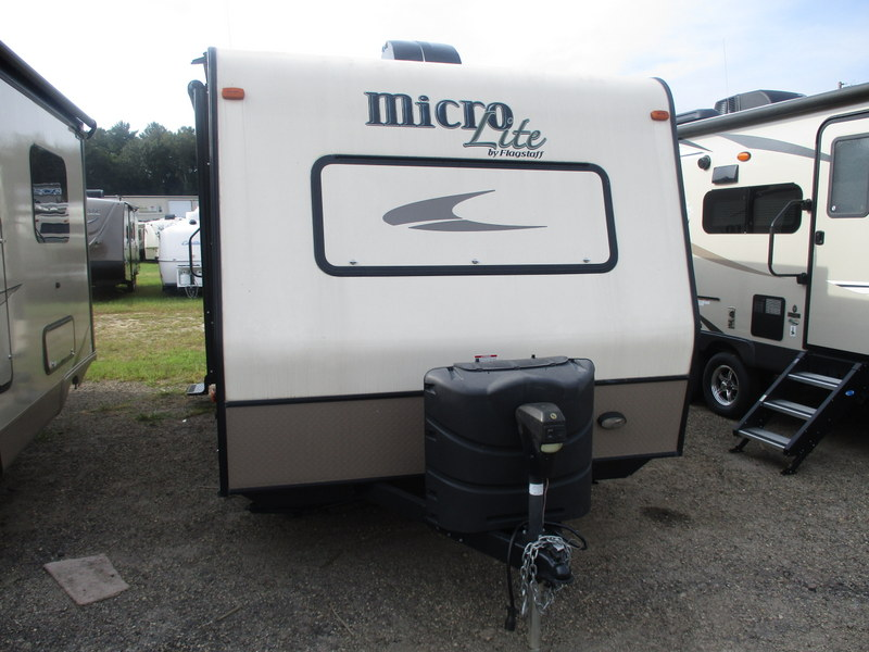 Pre Owned Travel Trailer within driving distance of Taylorsville, NC.