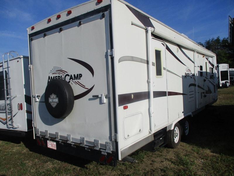 Camper Dealer of Travel Trailer in the North Carolina Foothills.