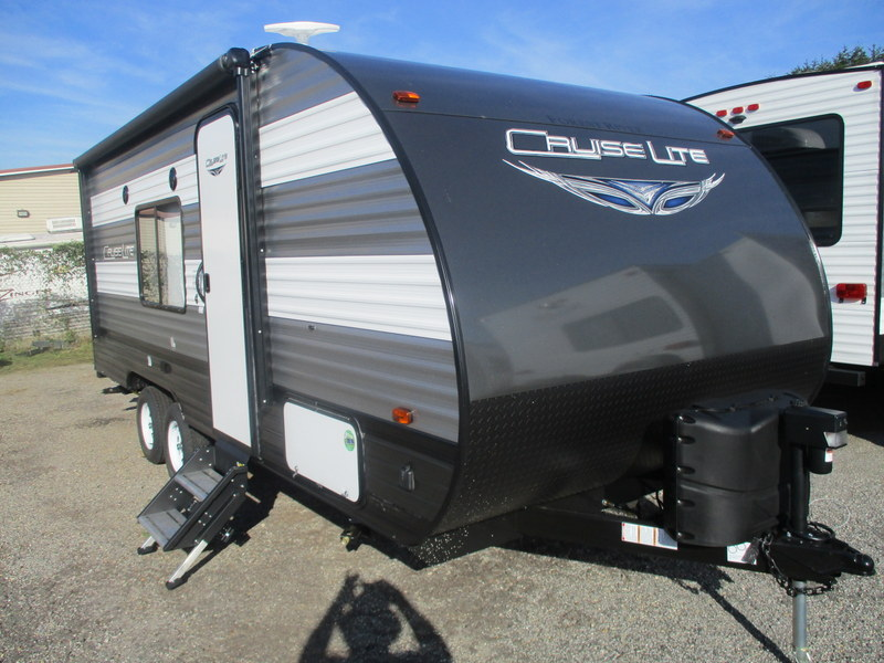 New Camping Trailers within driving distance of Greensboro, NC.
