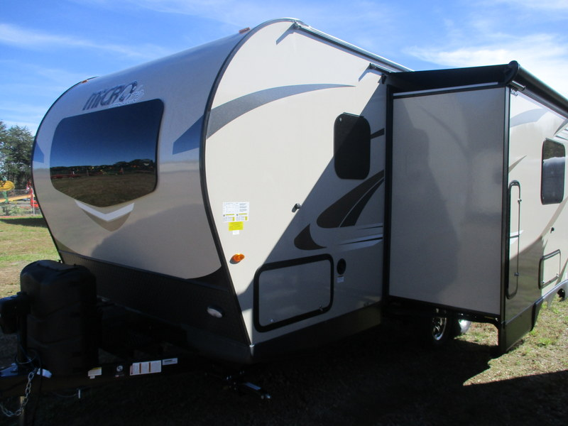 New RVs within driving distance of Mooresville, NC.