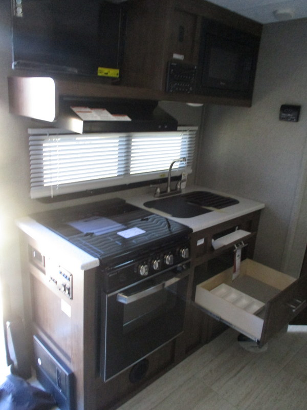 New RV within driving distance of ASU.