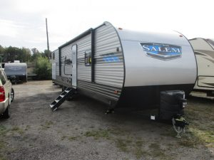New Travel Trailer near Statesville, NC.
