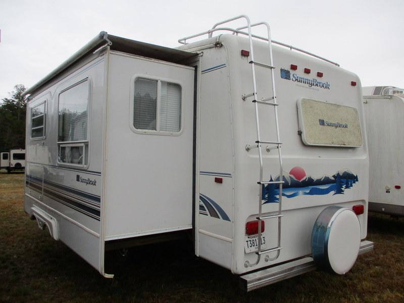 Camper Dealer of Fifth Wheel Campers near Winston-Salem.