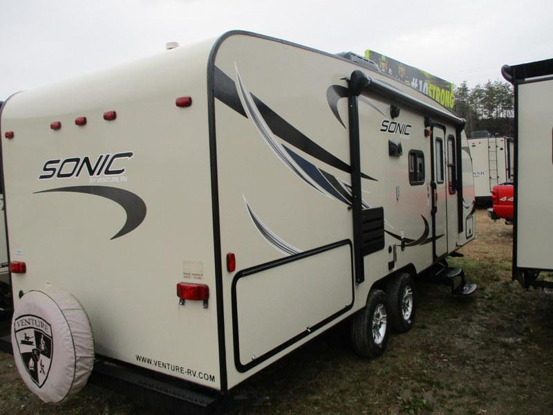 Camper Dealer of Travel Trailer near Taylorsville, NC.