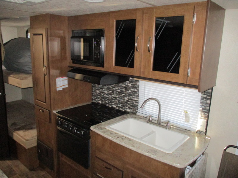 Pre Owned Travel Trailer within driving distance of Winston-Salem, NC.