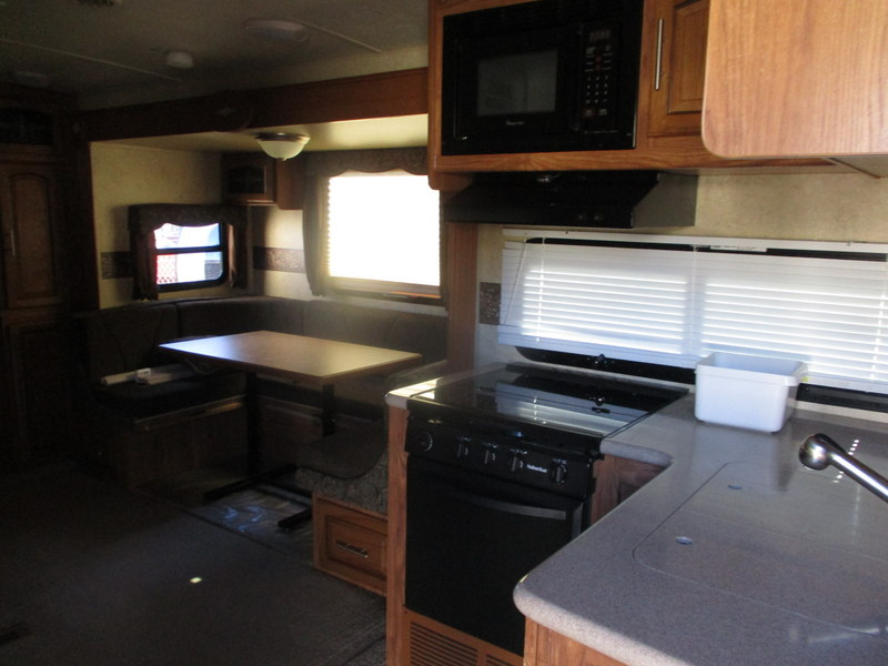Pre Owned Travel Trailer within driving distance of Sparta, NC.