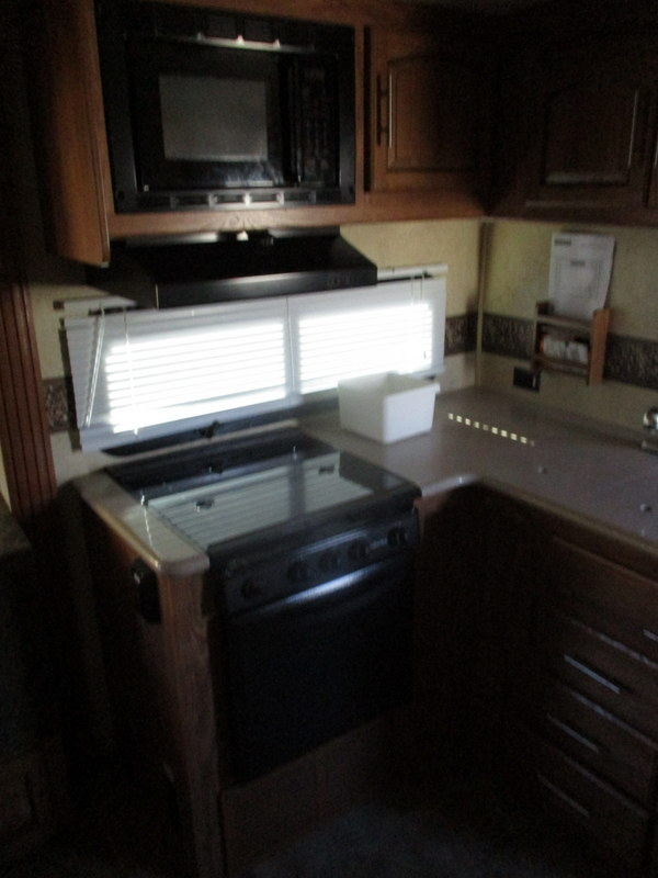 Pre Owned Travel Trailer within driving distance of Raleigh, NC.