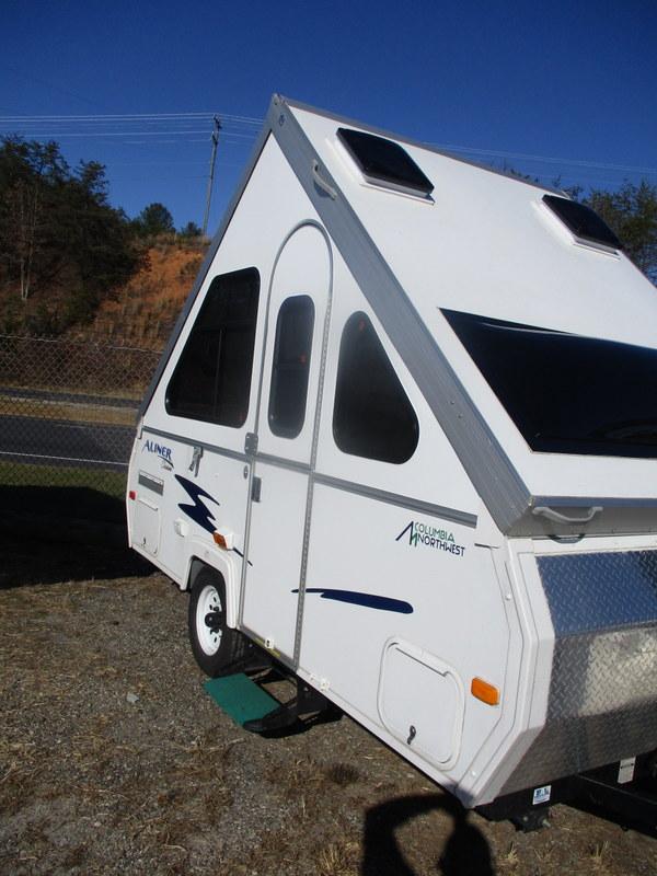 Camper Dealer of RVs in the North Carolina Foothills.