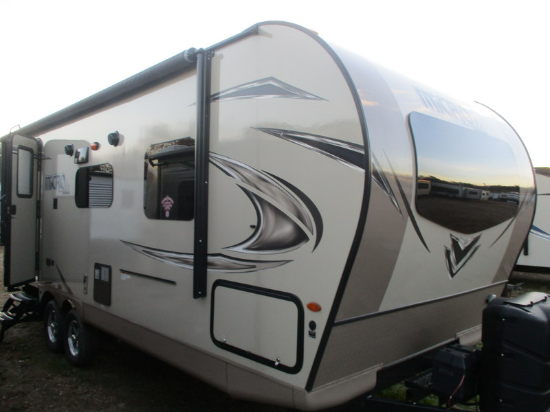 Pre Owned Camping Trailers in NC.