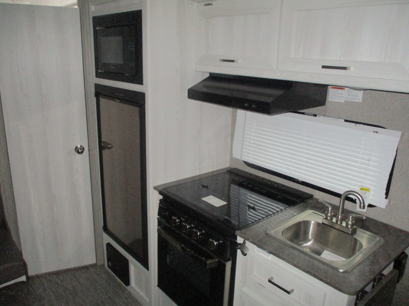 New Travel Trailer within driving distance of Yadkinville, NC.