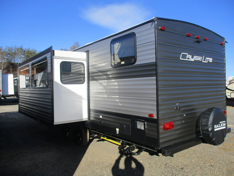 New Camping Trailers within driving distance of Morgantown, NC.