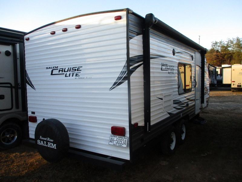 Camper Dealer of Camping Trailers near Winston-Salem.