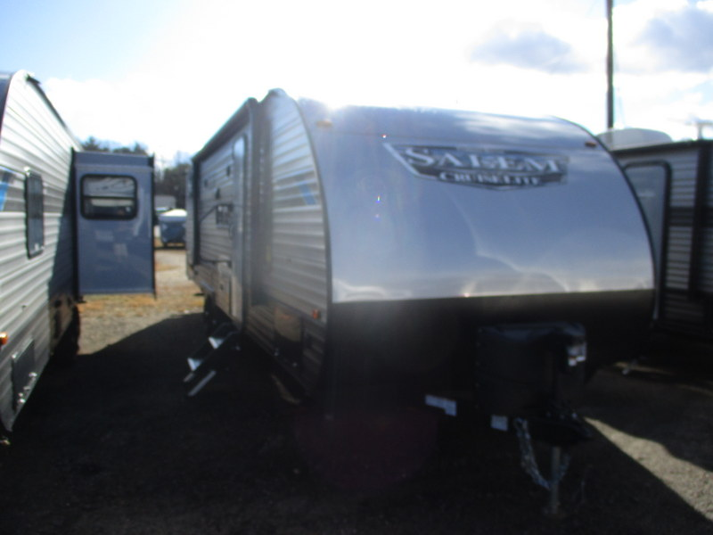 New Camping Trailers in the Yadkin Valley.