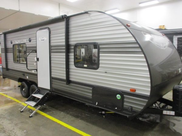 New Camping Trailers near North Wilkesboro, NC.
