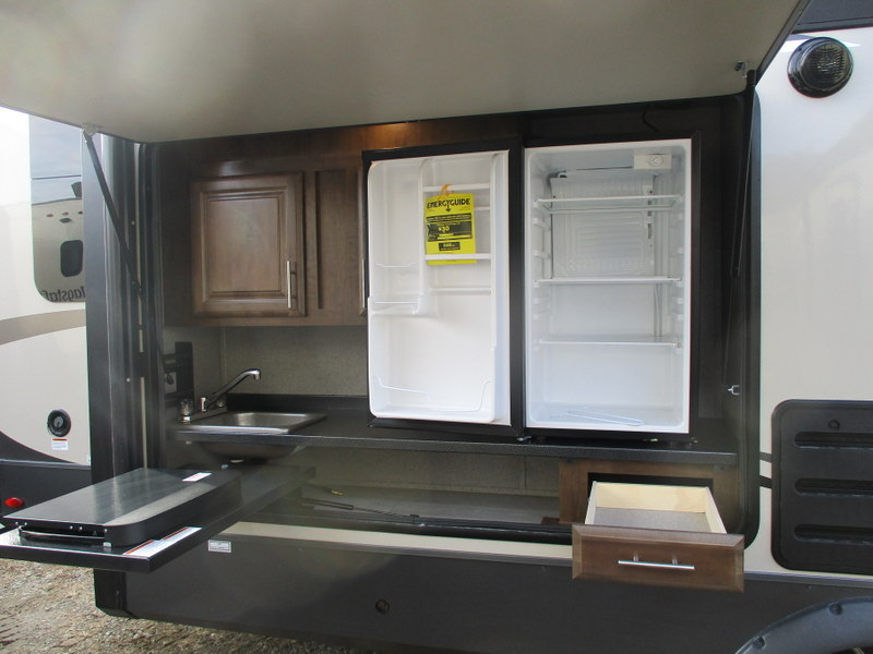 New Travel Trailer within driving distance of the Blue Ridge Parkway.