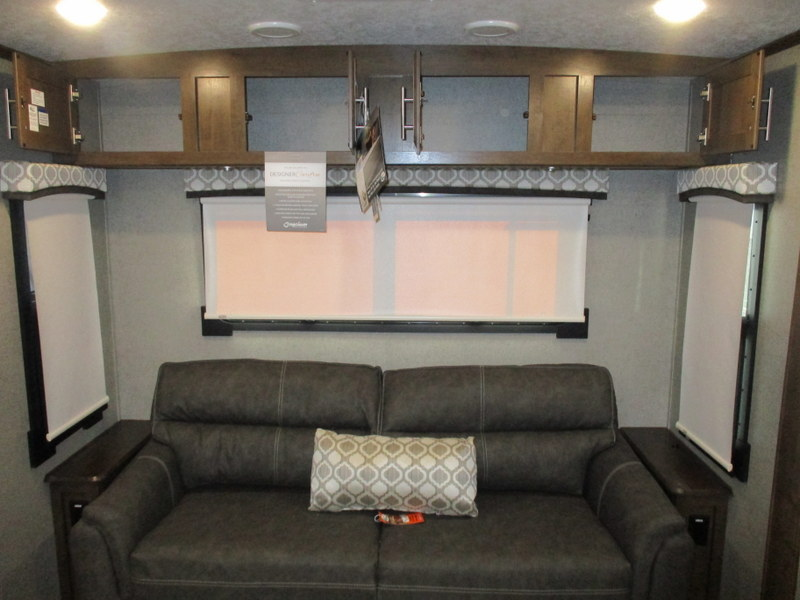 New Camping Trailers in North Wilkesboro, North Carolina.
