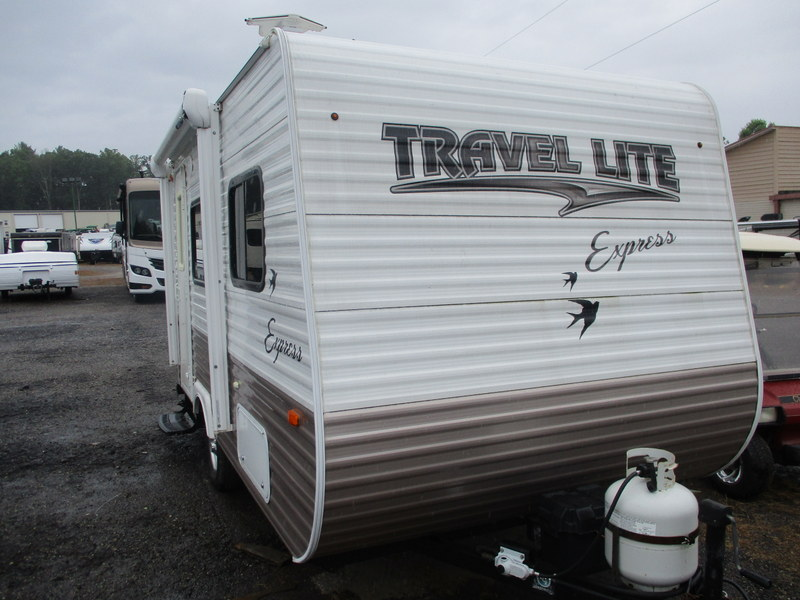 Camper Dealer of Travel Trailer in NC.