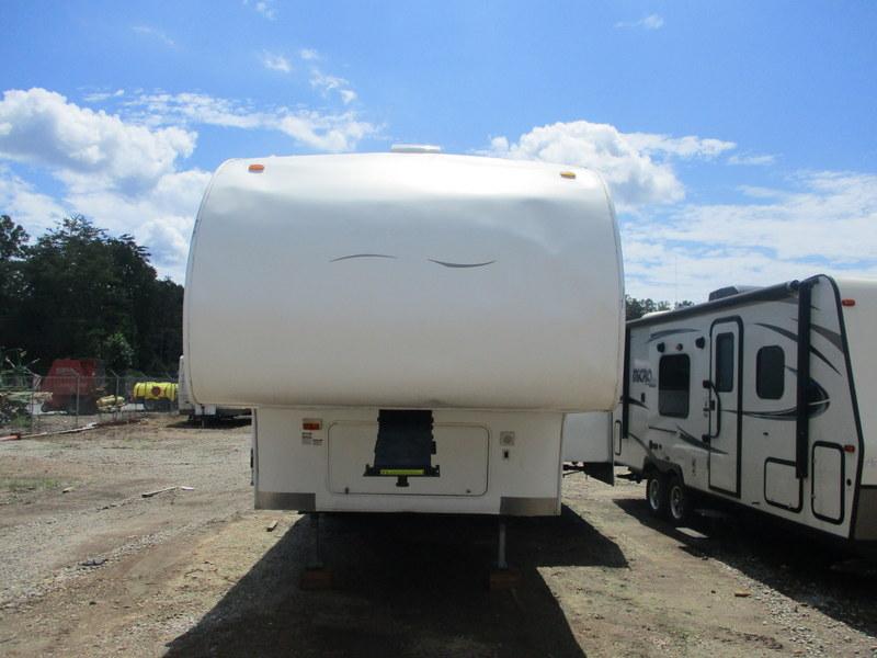 Camper Dealer of 5th Wheel Camper near North Wilkesboro, NC.