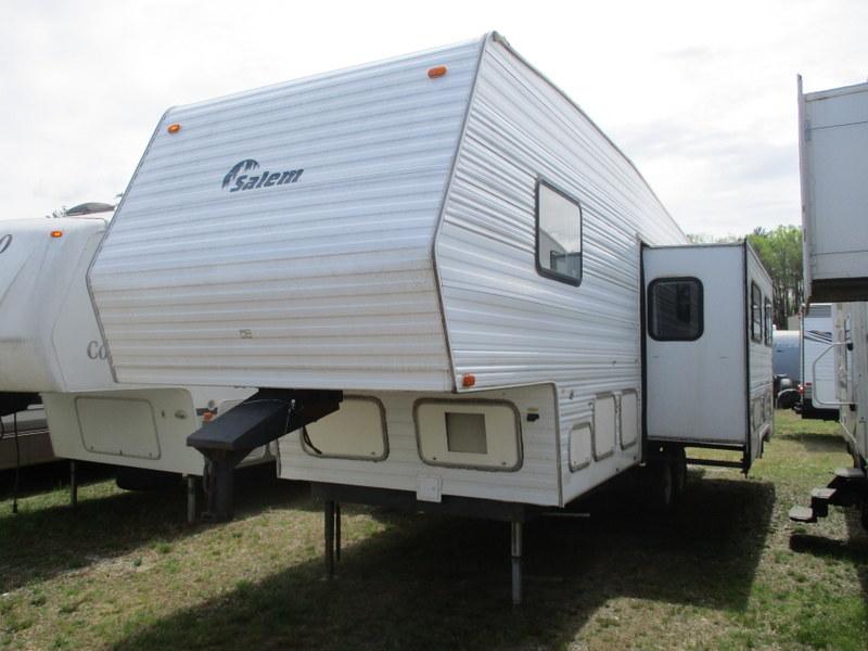 Camper Dealer of 5th Wheel Camper within driving distance of Elkin, NC.
