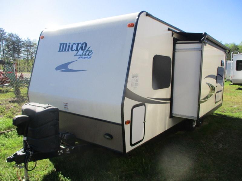 Camper Dealer of Travel Trailer near Wilkesboro, NC.