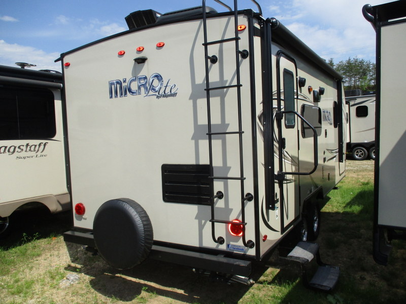 Pre Owned Travel Trailer near Boone NC.