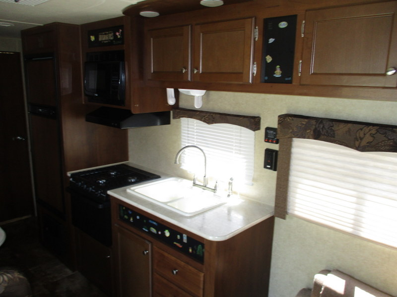 Pre Owned Travel Trailer within driving distance of Boone, NC.