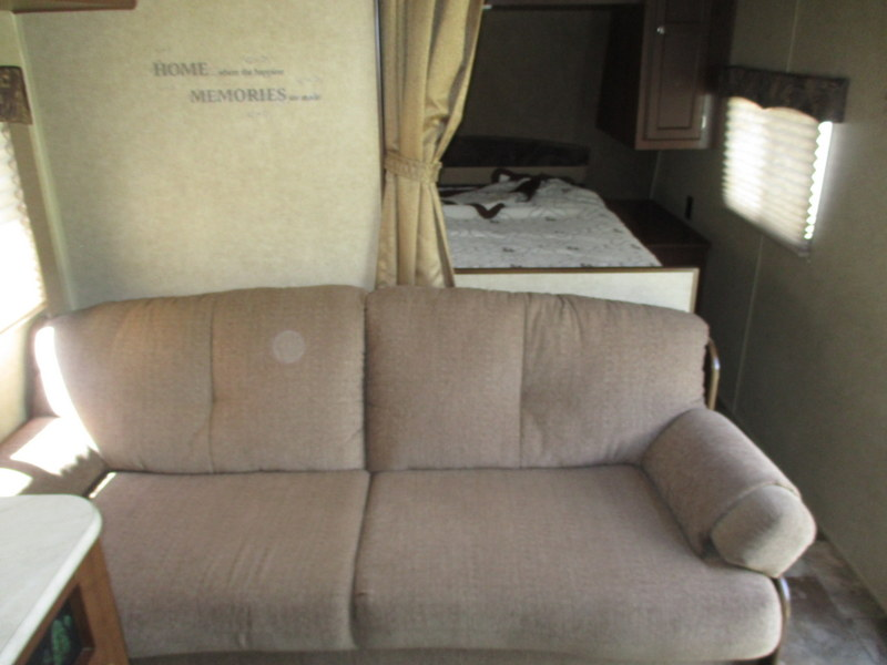 Pre Owned Travel Trailer in NC.