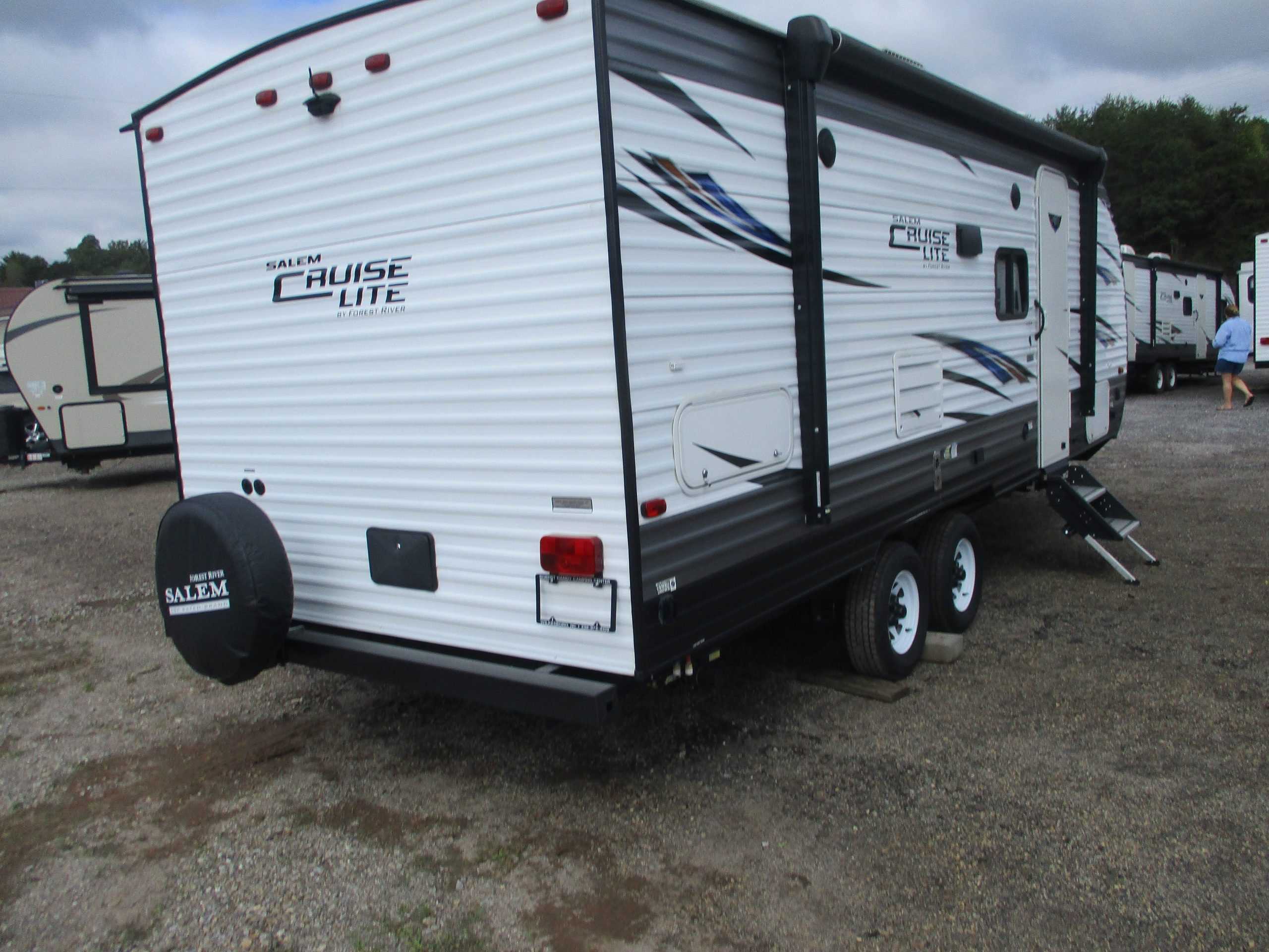 Camper Dealer of Travel Trailer within driving distance of Appalachian State University.