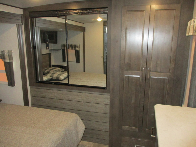 New Travel Trailer within driving distance of Elkin, NC.