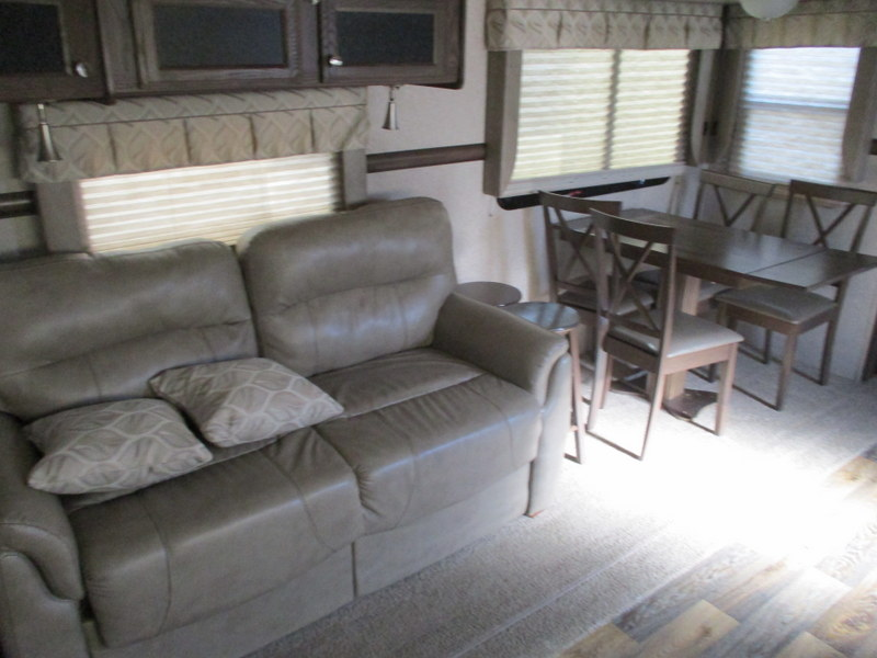 Pre Owned Travel Trailer within driving distance of Morgantown, NC.