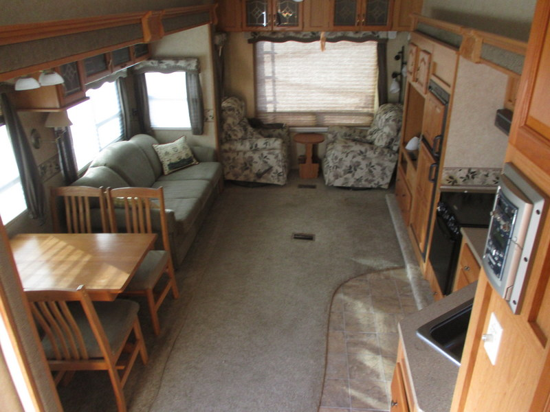 Camper Dealer of 5th Wheel Camper within driving distance of Greensboro, NC.