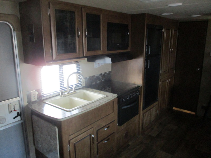 Pre Owned Travel Trailer near West Jefferson, NC.