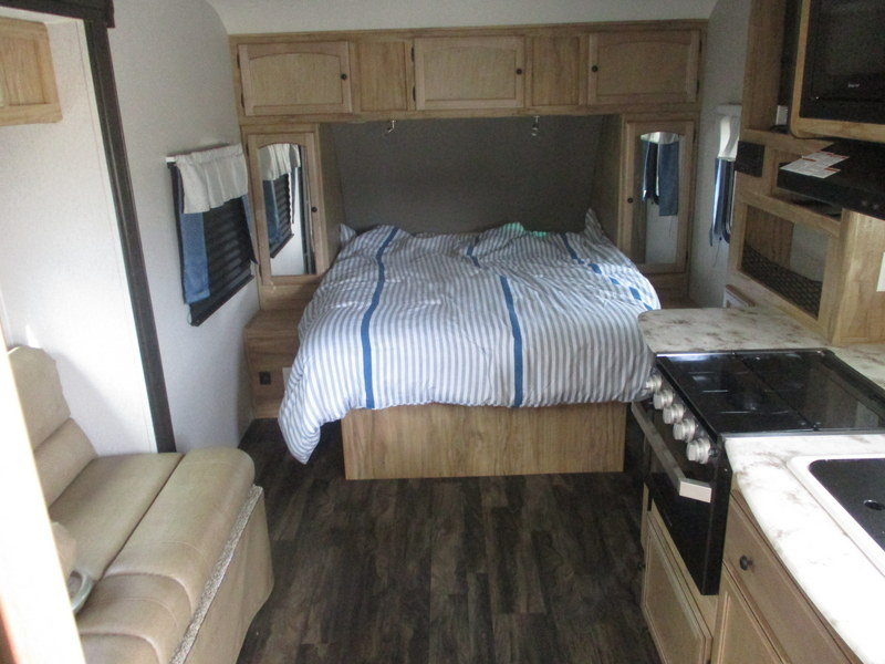 Camper Dealer of Travel Trailer within driving distance of the Blue Ridge Parkway.